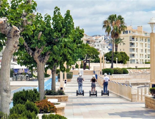 Altea Segway Tour