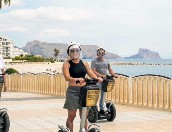 Segway tour altea